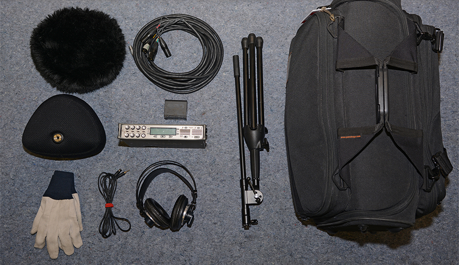 5.1 Setup for Field Recording
