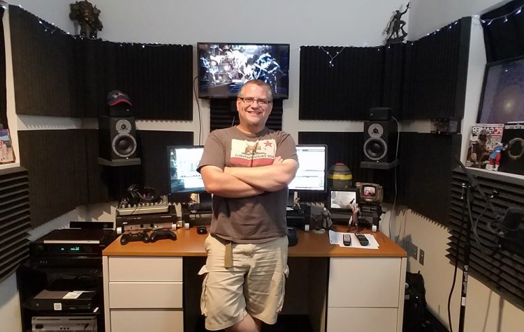 Bill Mueller - Senior Sound Designer at ZeniMax Online Studios