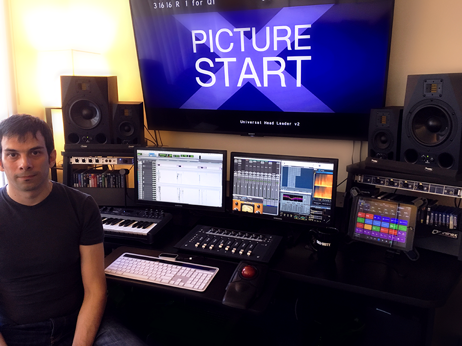 Sound Designer Interview: Daniele Carli – Sound Ideas Blog