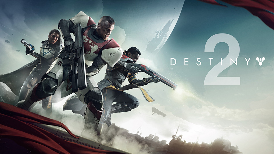 Destiny 2 - Developed by Bungie, published by Activision