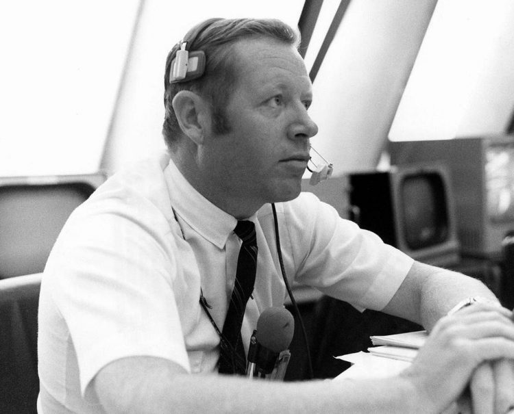 Jack King - The Voice Of NASA - Credits: NASA